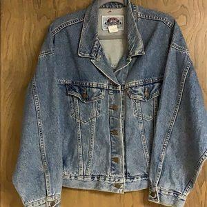 Women's authentic Levi's denim jean jacket